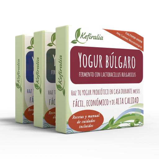 Oferta - Pack 3 x Yogur