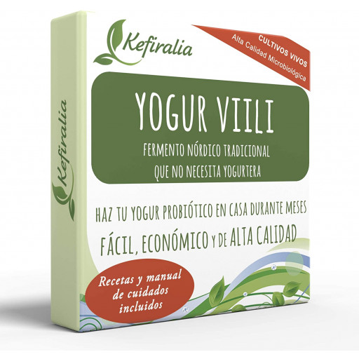 Yogur Viili, Fermento Tradicional